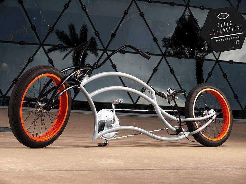 Самые необычные велосипеды фото - все о велосипедах