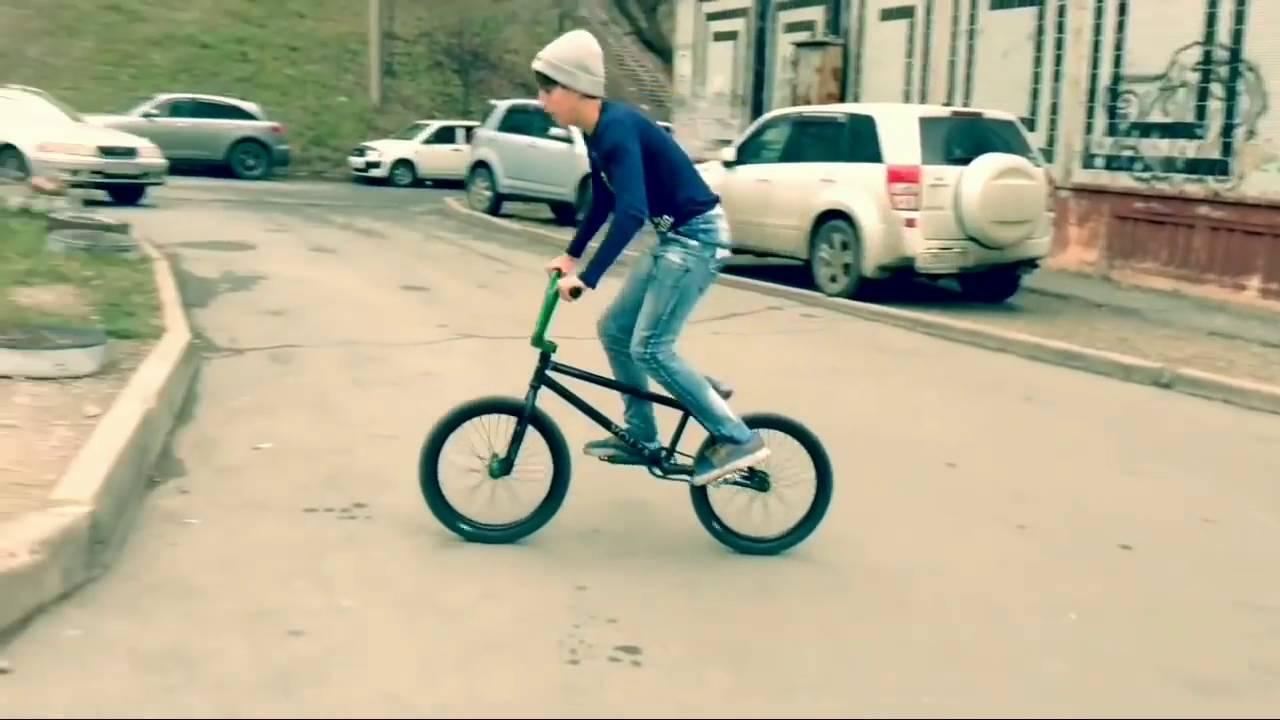 Опасные видео: 13+ самых ярких трюков дерт на велосипеде