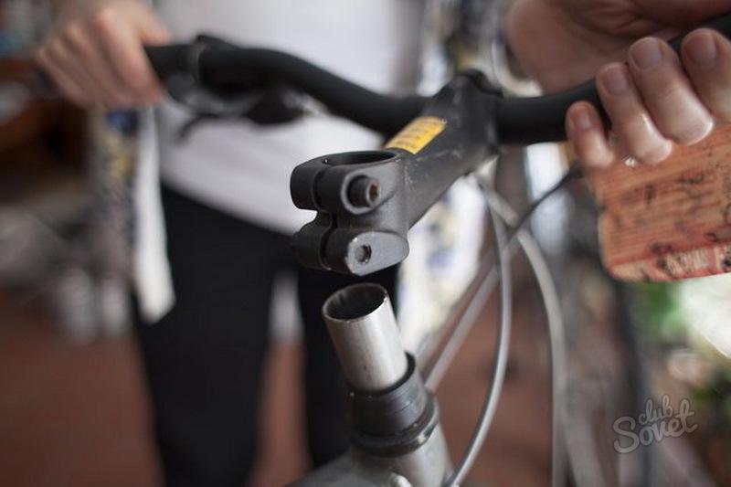 Как правильно поднять руль на горном велосипеде?
