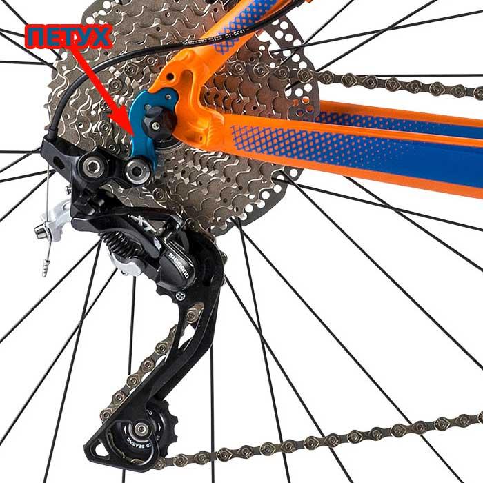 Что такое велосипедный петух?