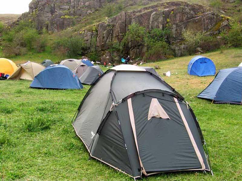 Как выбрать туристическую палатку для похода, рыбалки или кемпинга