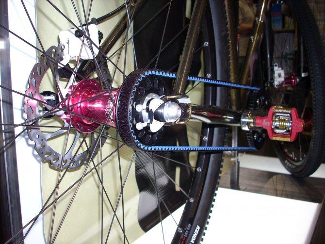 Особенности велосипедов с ременной передачей и что это такое | разное | veloprofy.com