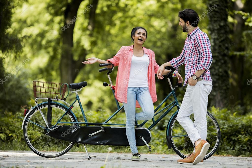 Велосипед тандем своими руками