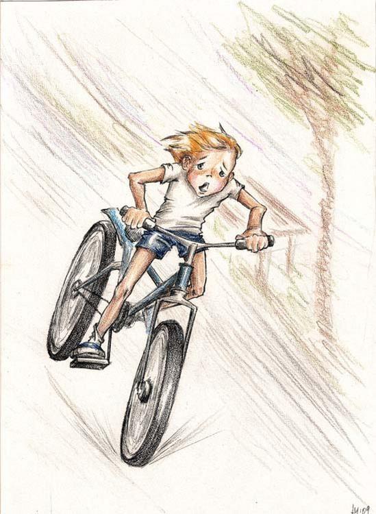 Как ездить в костюме на велосипеде в офис | сайт котовского