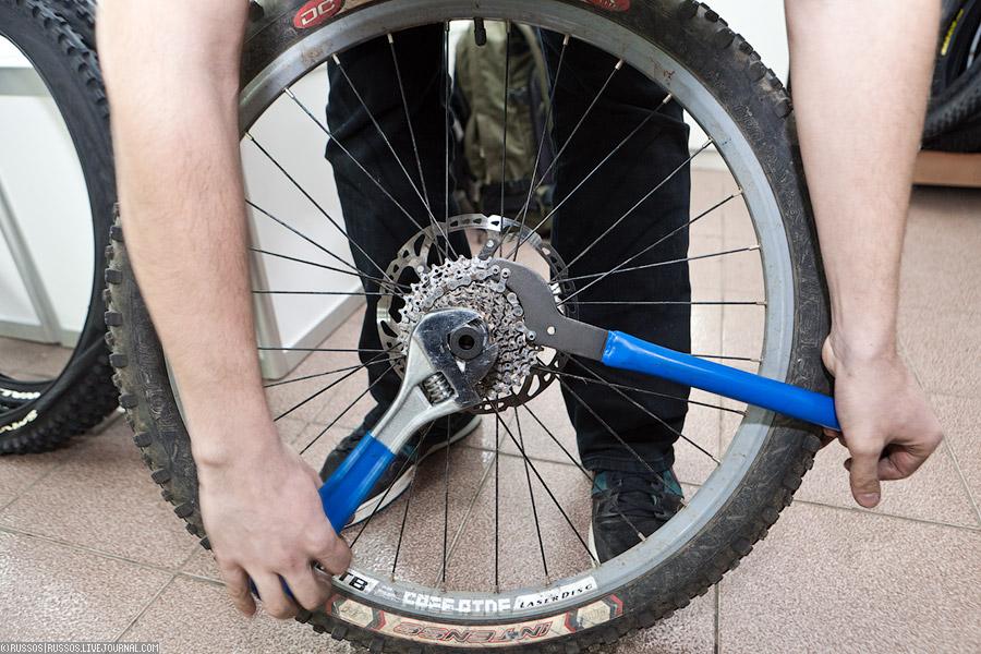 Как правильно выбрать кассету велосипеда