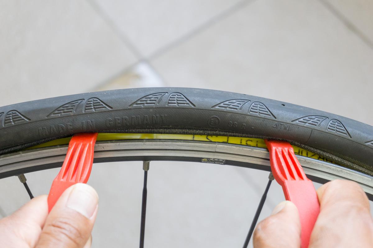 Что такое вулканизация резины велосипеда в домашних условиях?