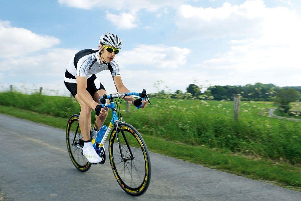 Средняя скорость велосипедиста и влияющие на нее факторы