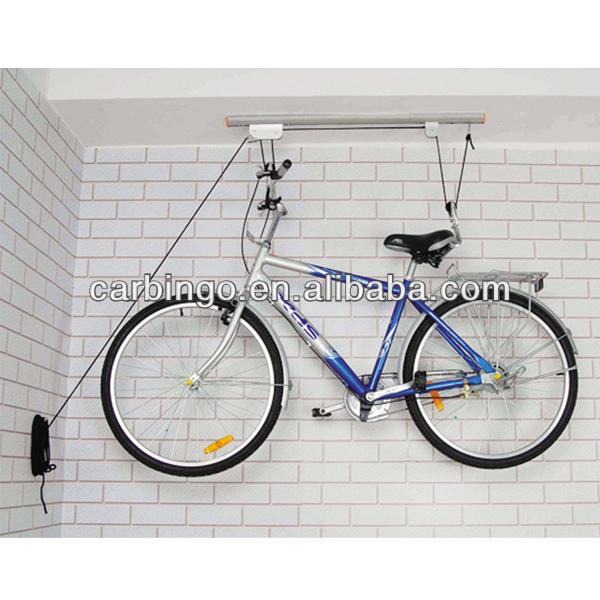 Подвес для велосипеда на потолок - только ремонт своими руками в квартире: фото, видео, инструкции