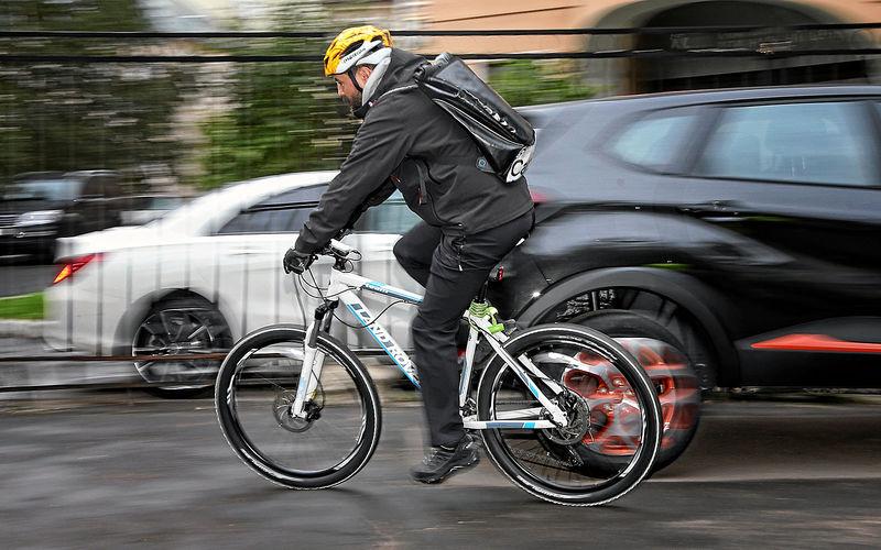 Одна передача — сайт для велосипедистов