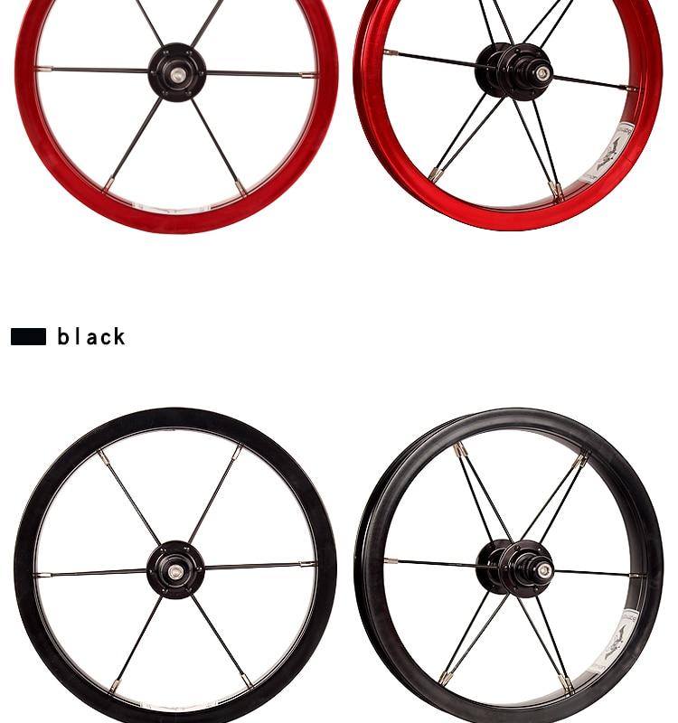 Диаметр колес детского велосипеда