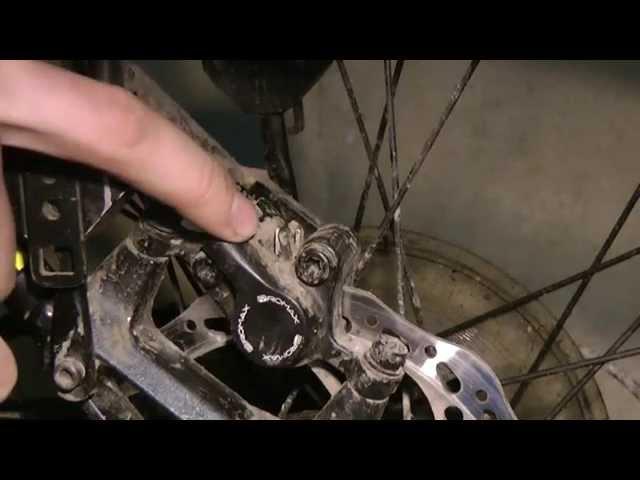Почему на велосипеде часто скрипят тормоза, ремонт и меры профилактики