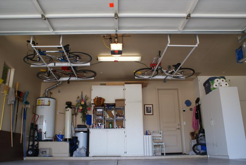 Как хранить велосипед зимой. можно ли ставить на балконе или в гараже