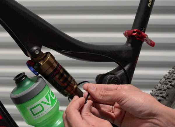 Настройка передней вилки велосипеда своими руками
