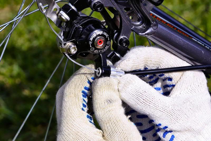 Велосипедные тормоза