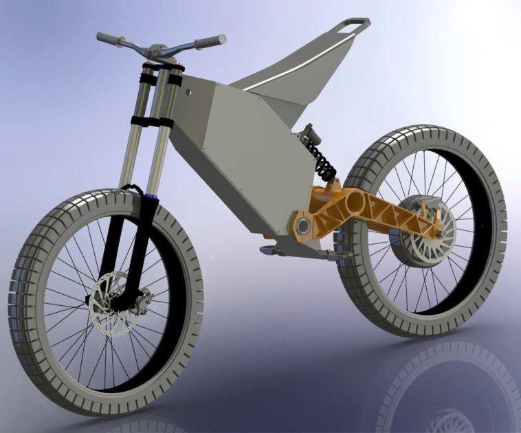Велосипед с электроприводом: устройство, виды, сборка своими руками