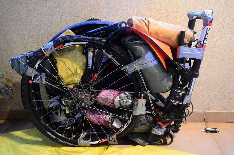 Mnogotrop - перевозка велосипеда в самолете: подробная инструкция по упаковке боевого коня.