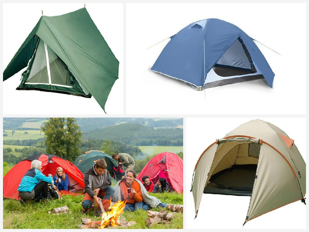 Выбор туристической палатки: советы по выбору и рейтинг моделей