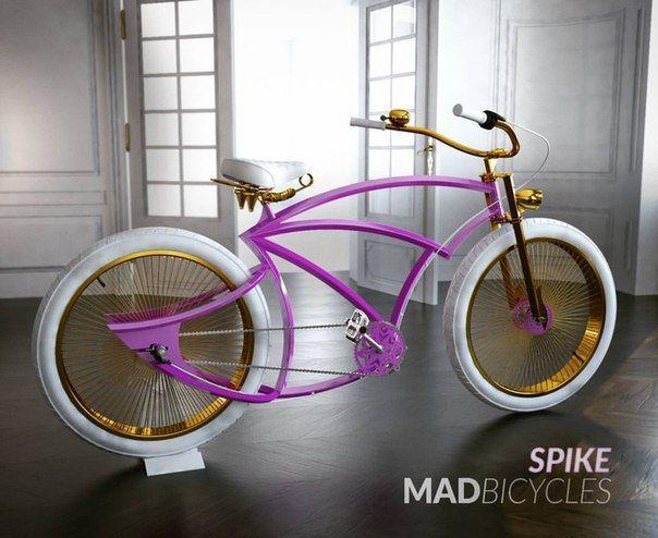 Обзор кастом-велосипедов