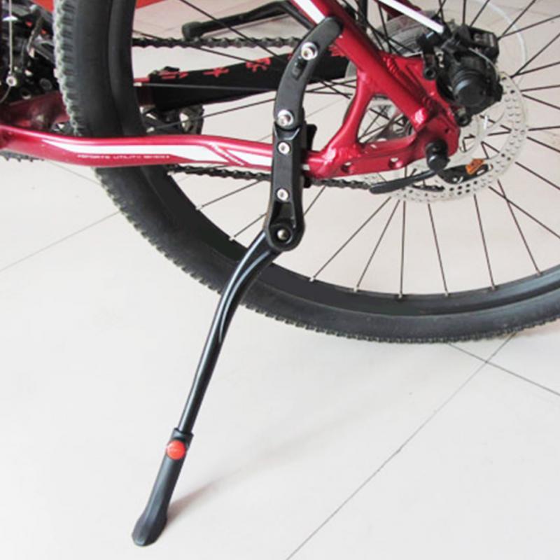 Велосипедная подножка, какие виды и материалы бывают, когда нужна, а когда нет