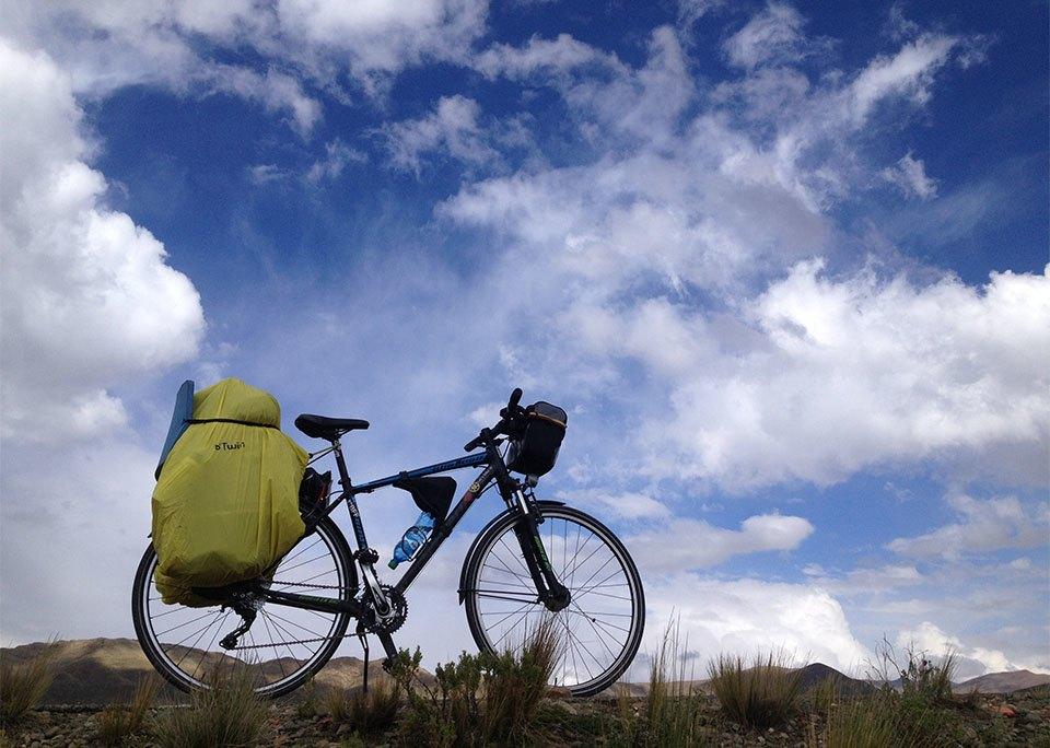 100 км на велосипеде за какое время