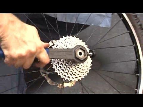 Кассета велосипеда: выбор и обслуживание