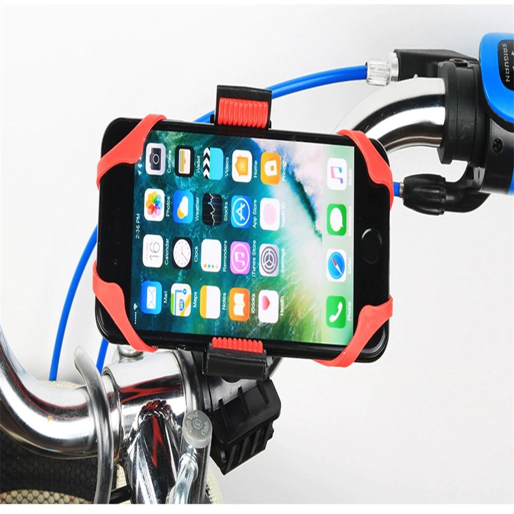 Приспособления для крепления телефона на велосипед