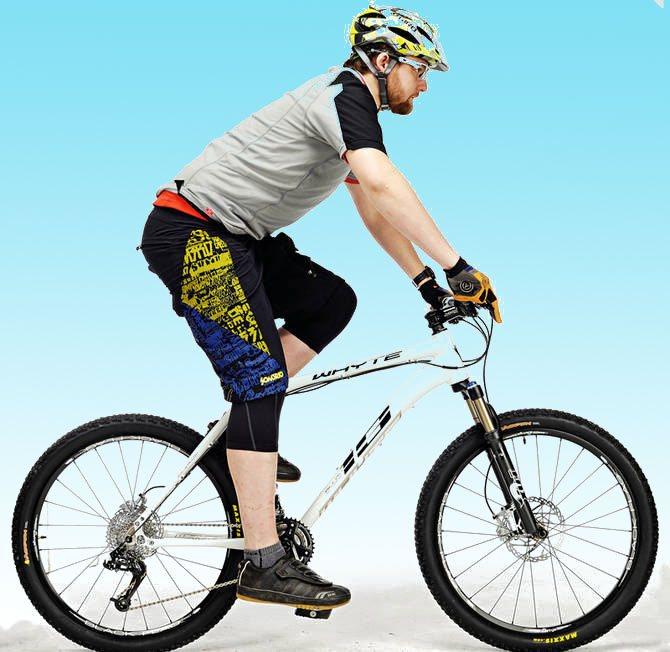 Типы посадки на велосипеде