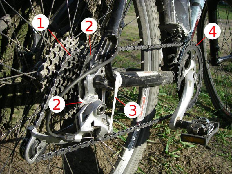 Ремонт проскакивания цепи на велосипеде при нагрузке своими руками