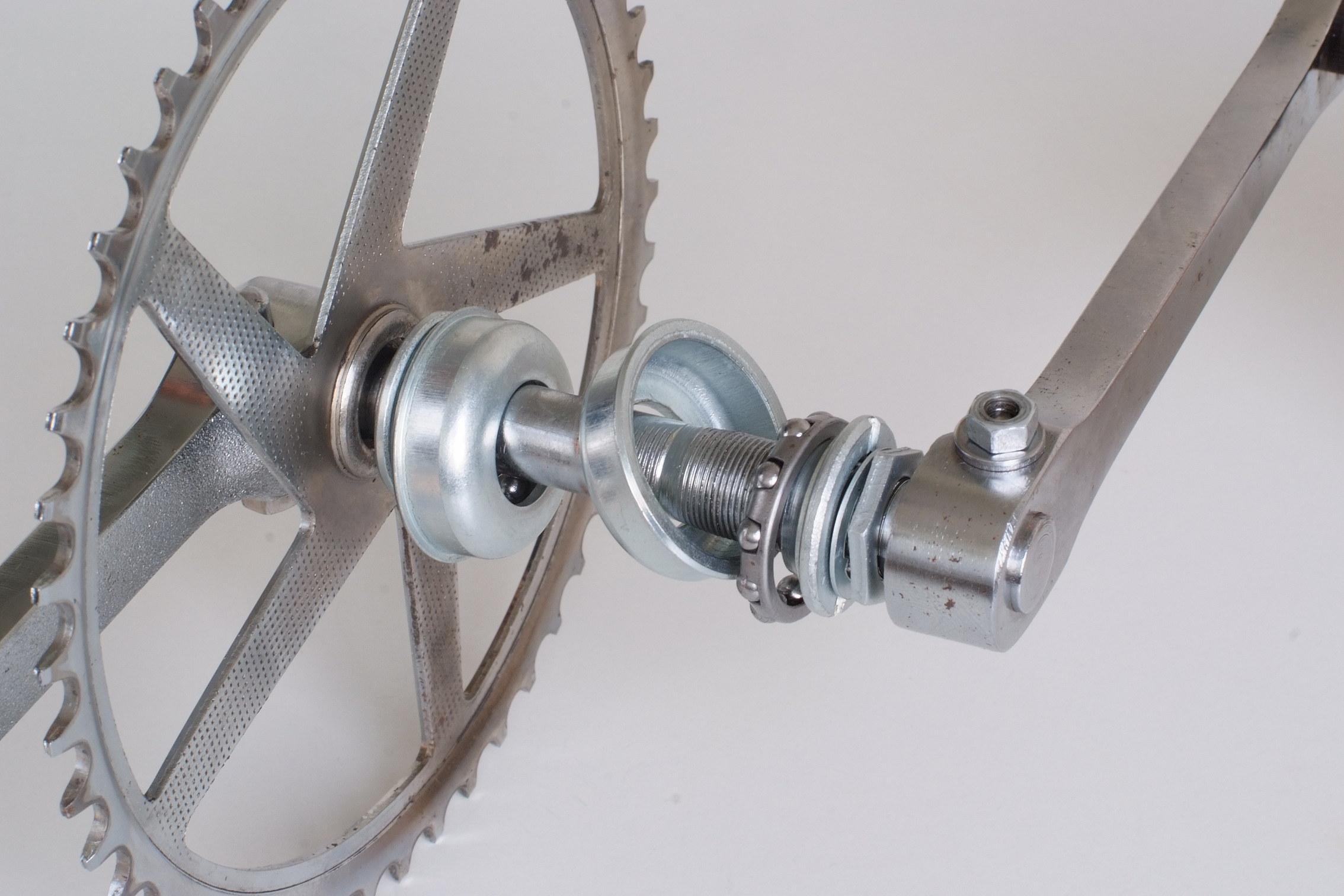Ремонт (обслуживание) каретки велосипеда