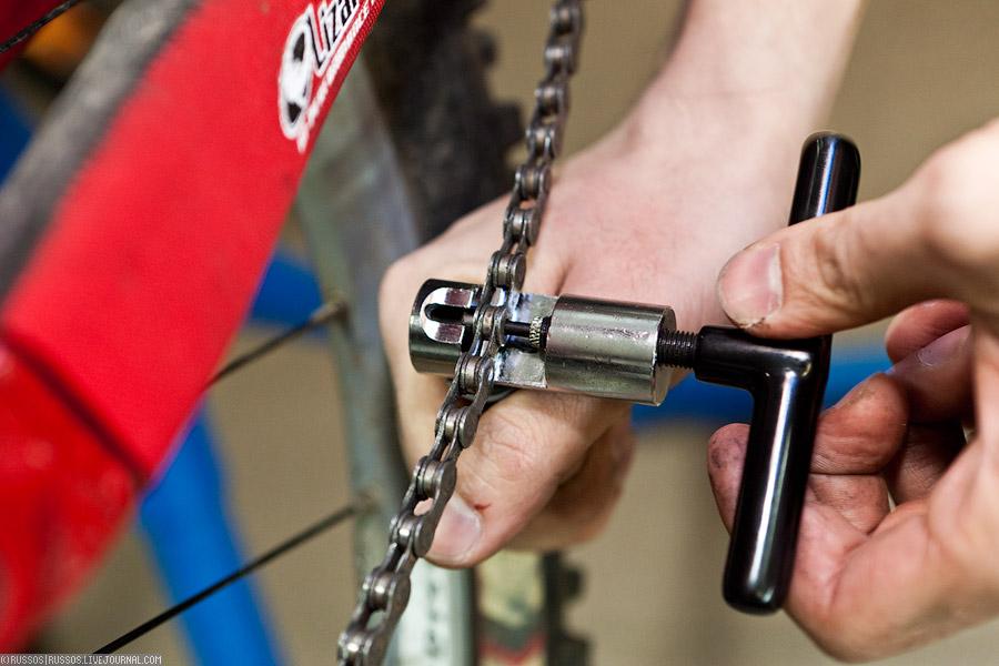 Как измерить износ цепи, как часто менять цепь на велосипеде | сайт котовского
