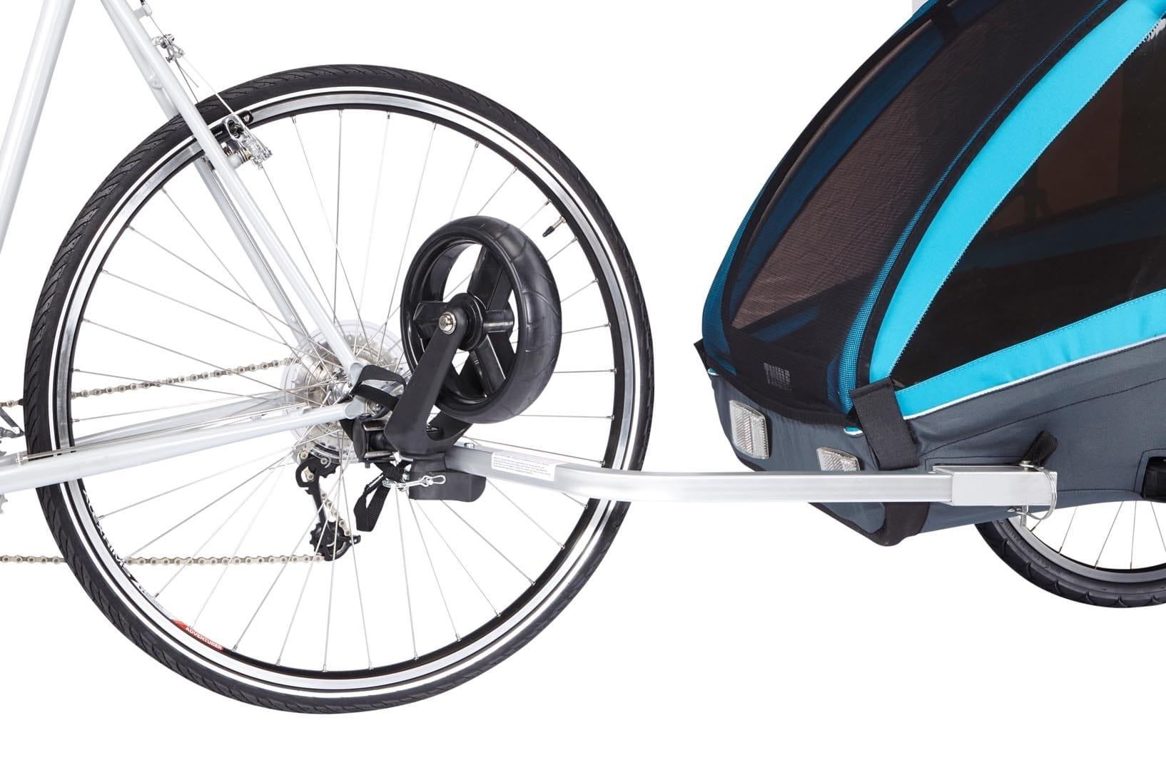 Велоприцеп для дальних путешествий