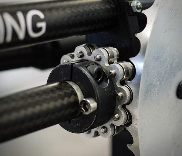 Кардан на велосипед: отличия от стандартной конструкции
