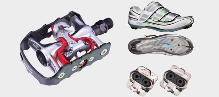 Лучшие контактные педали для шоссейного и мтб велосипедов