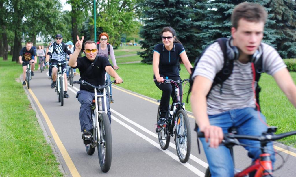 Как создать хороший велосипедный маршрут   сайт котовского