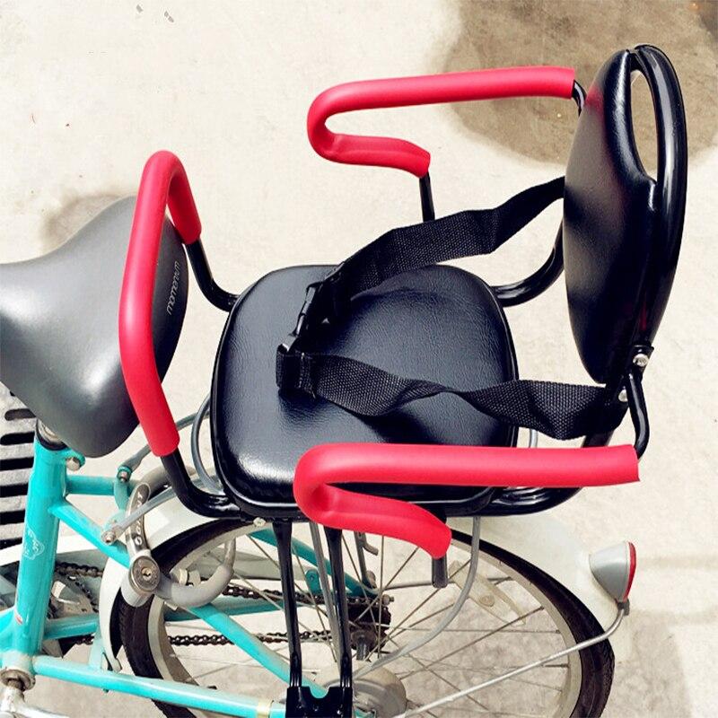 Как выбрать детское сиденье на велосипед - bike-rampage