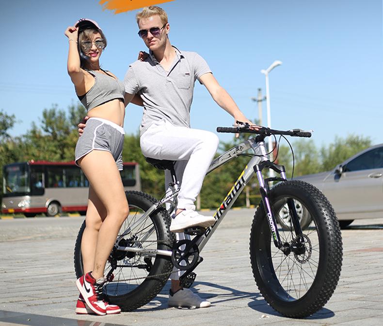 Особенности велосипеда для тяжелых людей