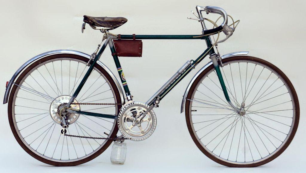Старые скоростные велосипеды - авто журнал sibauto.su