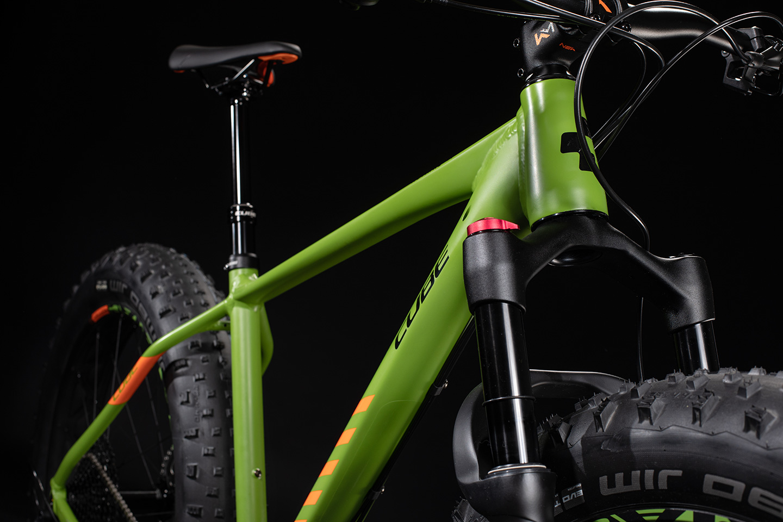 Стилистика названий велосипедов cube