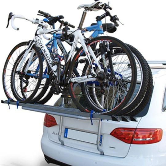 Какие бывают багажники для велосипедов на машину