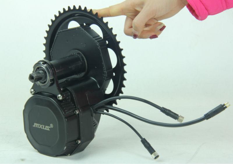 Мотор колесо для велосипеда или как сделать электровелосипед своими руками
