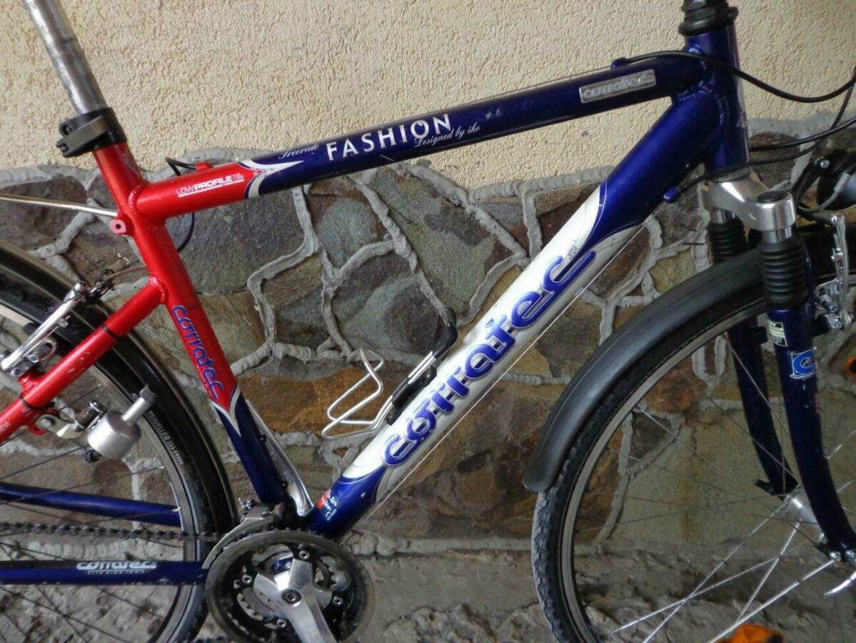 Велосипеды Corratec