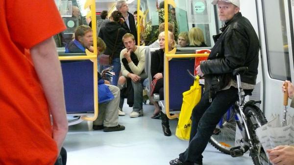 Можно ли провозить велосипеды в метро? правила пользования метро :: businessman.ru