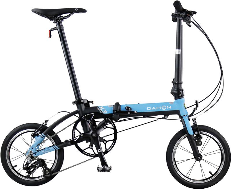 Особенности складных велосипедов