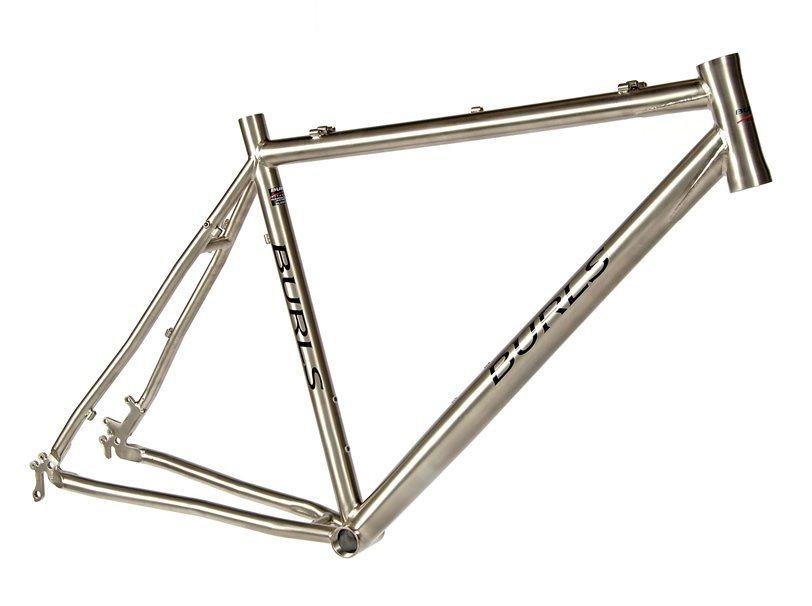 Титановая рама для велосипеда