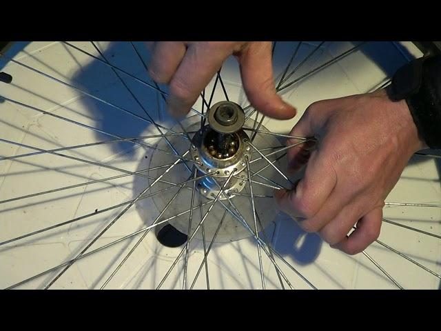 Как снять трещетку с колеса велосипеда