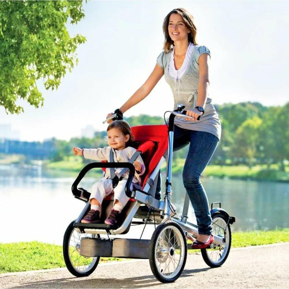 Как выбрать детский трехколесный велосипед: рейтинг лучших