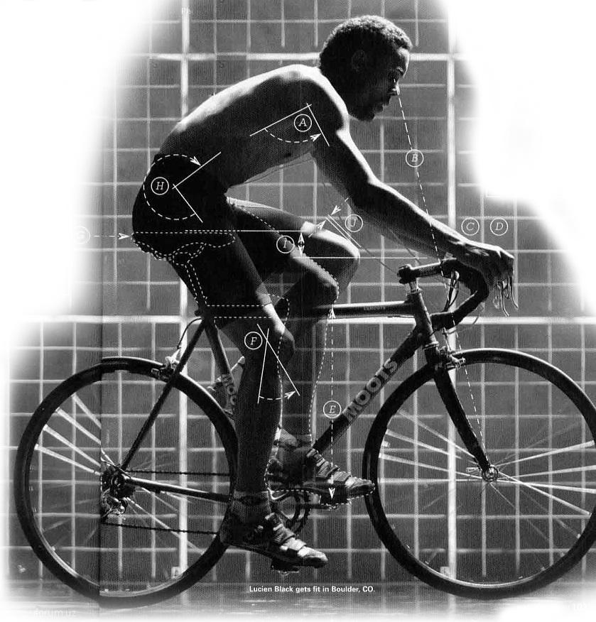 О велосипедах, предназначенных для профессионального велоспорта