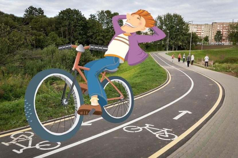 Езда на велосипеде — плюсы и минусы для человека   плюсы и минусы