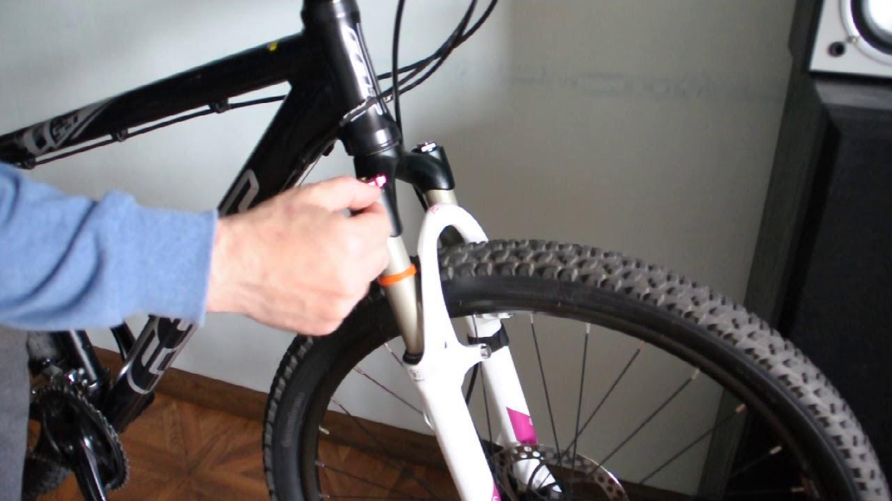 Почему велосипед скрипит при езде