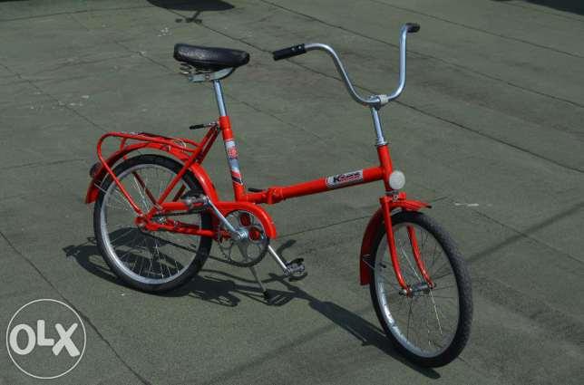 Велосипеды Кама